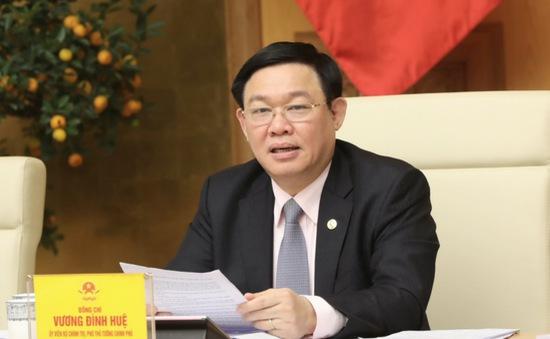 Những dấu ấn của Phó Thủ tướng Vương Đình Huệ