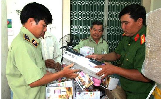 Gia tăng vận chuyển hàng lậu, hàng giả tại Phú Yên