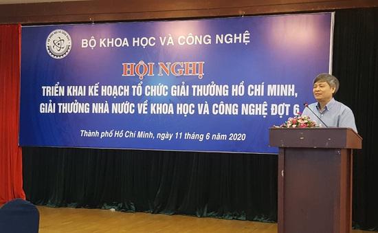 Giải thưởng Hồ Chí Minh và Nhà nước về KH&CN đợt 6: Chặt chẽ về thủ tục và hồ sơ xét tặng