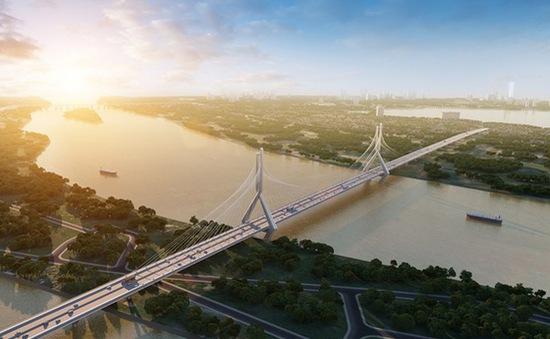 Hà Nội xây cầu dây văng nối Tây Hồ với Đông Anh