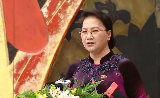 Chủ tịch Quốc hội: Phấn đấu xây dựng nền báo chí trong sạch, vững mạnh, giàu tính chiến đấu