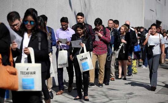 Thị trường lao động Mỹ có dấu hiệu phục hồi?
