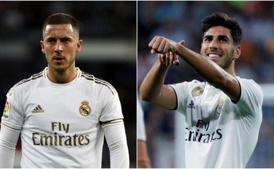 Real Madrid đón chào 2 ngôi sao trở lại trước trận gặp Eibar
