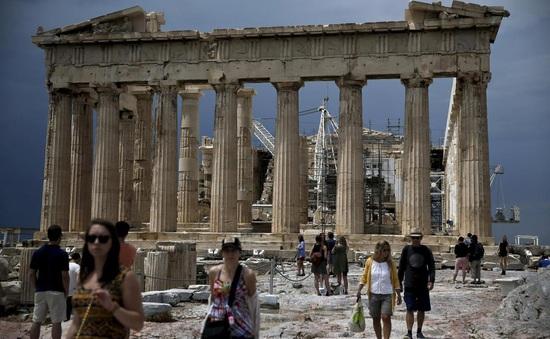 Hy Lạp sẵn sàng mở cửa đón khách du lịch trở lại