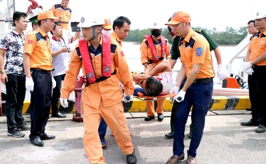 Vụ tàu hàng đâm tàu cá tại Hải Phòng: Phát hiện xác tàu cá TH 90282 TS bị chìm