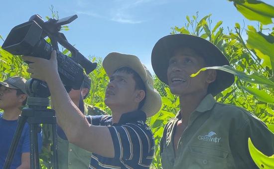 Vệt phóng sự về bảo tồn động vật hoang dã: Phỏng vấn hơn 50 người, không dùng camera giấu kín