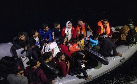 Số người vượt biên trái phép vào châu Âu tăng cao kỷ lục kể từ dịch COVID-19