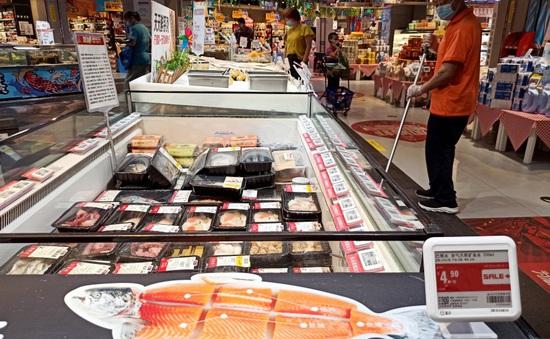 Trung Quốc dừng nhập cá hồi châu Âu vì nghi cá nhiễm COVID-19