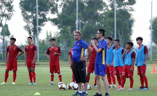 Danh sách 29 cầu thủ U19 Việt Nam hội quân đợt I cho năm 2020