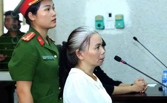 Xử phúc thẩm vụ nữ sinh giao gà ở Điện Biên: Nữ bị cáo tóc bạc trắng sau vài tháng