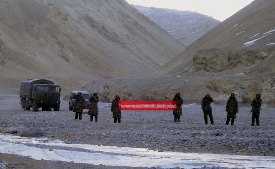 Đụng độ tại biên giới Trung Quốc - Ấn Độ: Số binh sĩ thiệt mạng tăng lên 20 người
