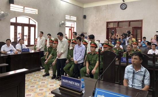 Bác kháng cáo, y án tử hình 6 bị cáo sát hại nữ sinh giao gà ở Điện Biên