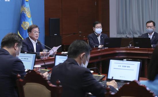 Hàn Quốc họp bàn tháo gỡ bế tắc trong quan hệ liên Triều