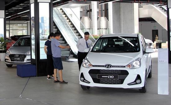 Chính thức giảm 50% lệ phí trước bạ cho ô tô nội