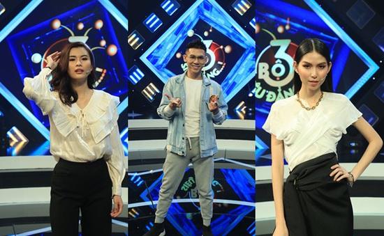 """Đại Nhân đòi """"dằn mặt"""" Cao Thiên Trang, Thùy Dương trên sóng truyền hình"""