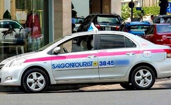 Hãng taxi Saigontourist bị yêu cầu mở thủ tục phá sản