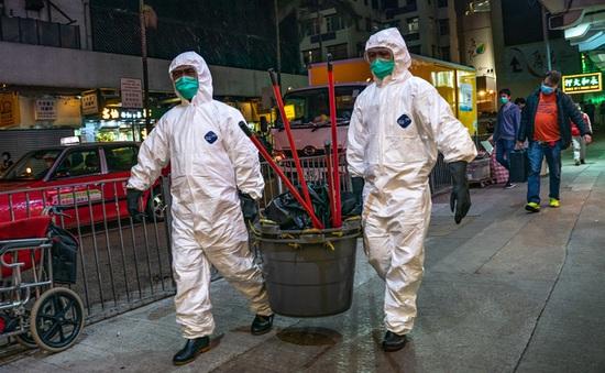 Hong Kong (Trung Quốc) có ca lây nhiễm trong cộng đồng đầu tiên sau hơn 2 tuần