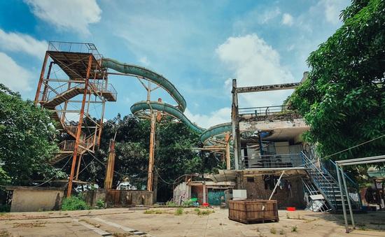 Xót xa công viên gần 1.000 tỷ đồng bị bỏ hoang 13 năm giữa lòng Thủ đô