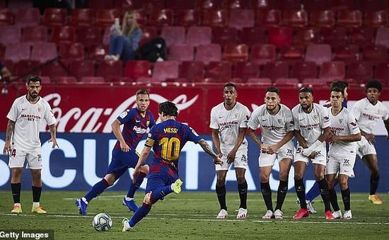 Kết quả, BXH vòng  30 La Liga hôm nay (20/6): Barcelona không thắng Sevilla