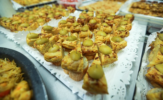 """Khám phá """"Tapa"""" - nét ẩm thực độc đáo của đất nước Tây Ban Nha"""