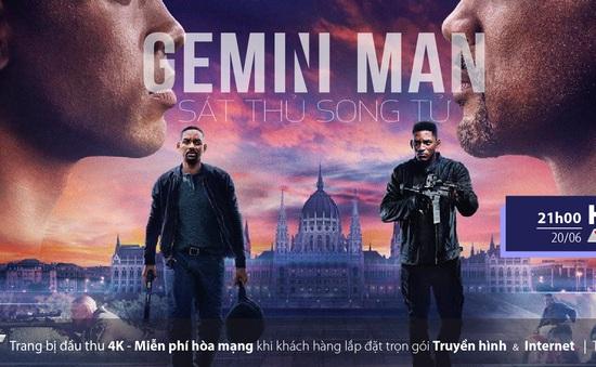 Xem lại Gemini Man và Maleficent 2 trên VTVcab