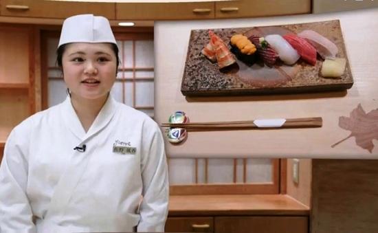 Xóa bỏ định kiến, phụ nữ Nhật Bản ngày càng tự tin với vai trò đầu bếp
