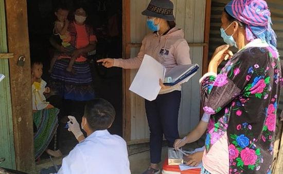 Đắk Nông: Lập chốt chặn cách ly toàn bộ các hộ gia đình tại khu vực có ổ dịch bạch hầu