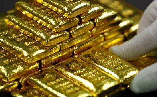 Giá vàng thế giới tăng lên mức cao nhất trong hơn một tháng