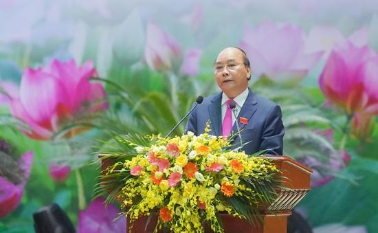 Thủ tướng Nguyễn Xuân Phúc: Ở đâu dân gặp khó, ở đó có bộ đội