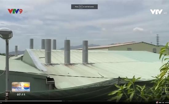 Lãnh đạo tỉnh Khánh Hòa sẽ kiểm tra nhà máy gây ô nhiễm khu dân cư