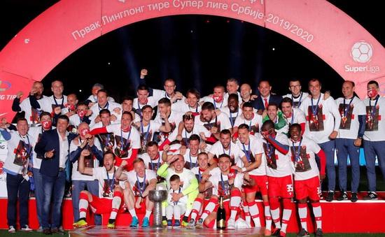 5 cầu thủ Sao đỏ Belgrade dương tính COVID-19, bóng đá Serbia chao đảo