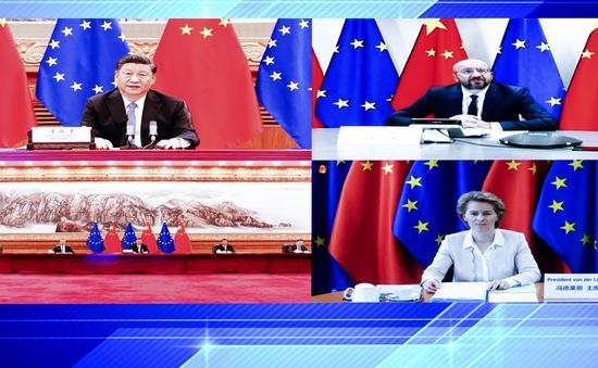 Trung Quốc - EU cam kết hoàn tất thỏa thuận đầu tư song phương