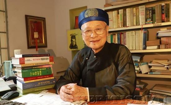 Tiễn biệt Giáo sư Phan Đăng Nhật - Nhà nghiên cứu hàng đầu Việt Nam về sử thi
