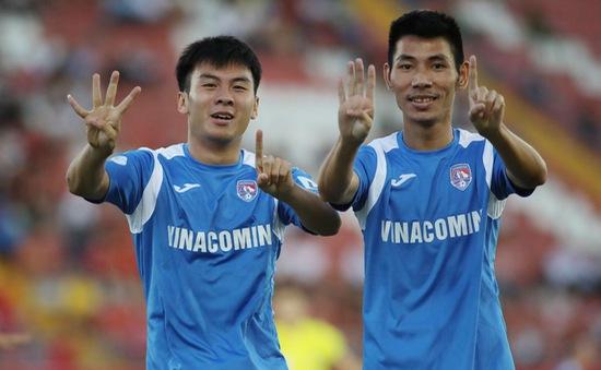 Than Quảng Ninh 3-1 CLB Quảng Nam: Fagan lập cú đúp trên chấm 11m, Than Quảng Ninh giành 3 điểm quan trọng