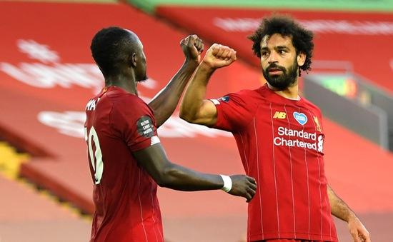 Kết quả bóng đá sáng 25/6: Liverpool 4-0 Crystal Palace, Inter Milan 3-3 Sassuolo, Real Madrid 2-0 Mallorca