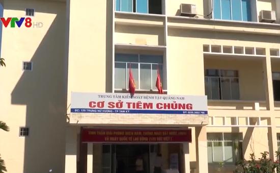 Sai phạm trong mua máy xét nghiệm COVID-19 tại Quảng Nam