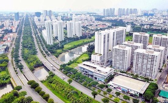 Thị trường chung cư Hà Nội quý II: Giá bán sơ cấp ổn định, giảm nhẹ ở thứ cấp