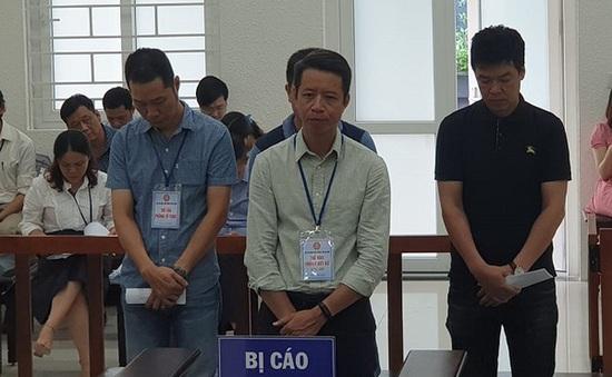 Lập hồ sơ khống, chiếm đoạt hàng chục tỷ đồng của PGBank Thăng Long, 4 đối tượng lĩnh án tù