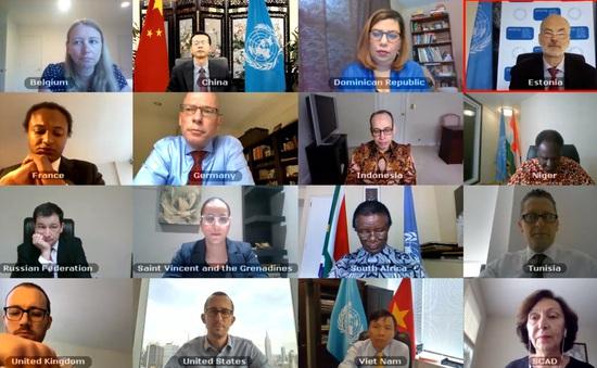 HĐBA thông qua nghị quyết do Việt Nam soạn thảo về Cơ chế của các tòa án quốc tế