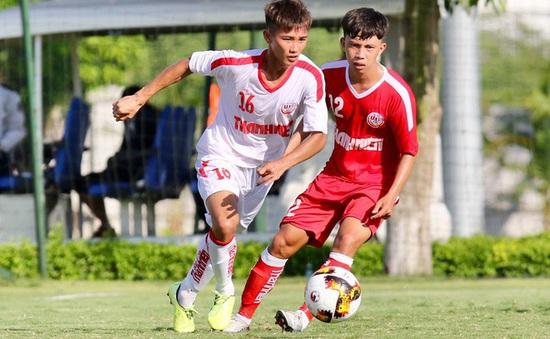 [KT] U19 Hoàng Anh Gia Lai I 2-1 U19 Sông Lam Nghệ An: U19 HAGL I giành quyền vào chung kết