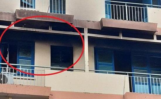 Hỏa hoạn thương vong tại khách sạn Công Đoàn Thanh Đa