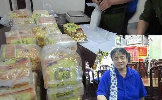 Hai ngày phá 3 chuyên án ma túy lớn tại Nghệ An