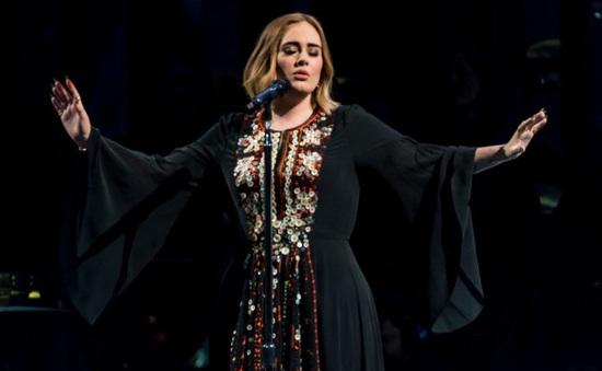Adele không vội ra album mới