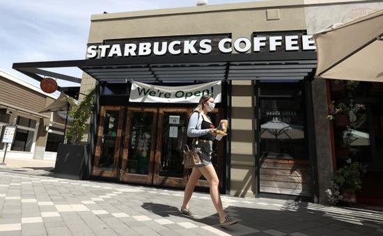 Starbucks sẽ dừng quảng cáo trên các phương tiện truyền thông xã hội