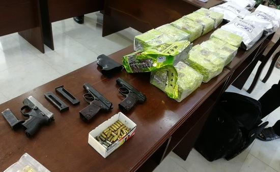 Bắt thêm 6 đối tượng mua bán ma túy từ Campuchia về Việt Nam