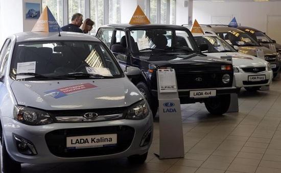 Thương hiệu xe vang bóng một thời LADA phải rời bỏ thị trường châu Âu
