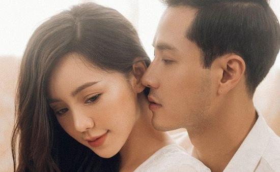 Rung rinh với loạt ảnh tình cảm của Thanh Sơn và Quỳnh Kool