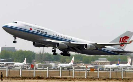 """Mỹ """"cấm cửa"""" hàng loạt hãng hàng không của Trung Quốc"""