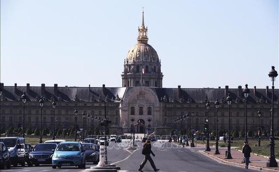 Pháp hủy duyệt binh trong ngày Quốc khánh