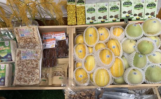 Hà Nội lần đầu tiên xuất hiện chợ phiên nông sản theo mô hình Thái Lan